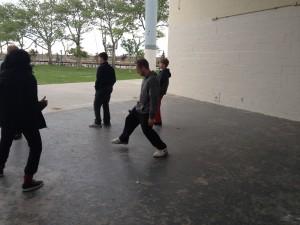 Wing Chun Training 2014 05 29_02