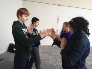 Wing Chun Training 2014 05 29_14