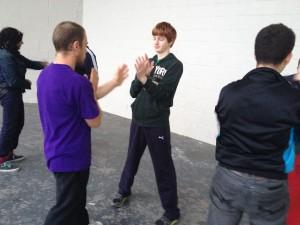 Wing Chun Training 2014 05 29_20