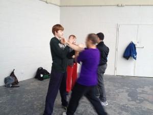 Wing Chun Training 2014 05 29_23