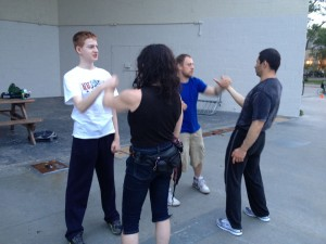 Wing Chun Training 2014 06 10_05