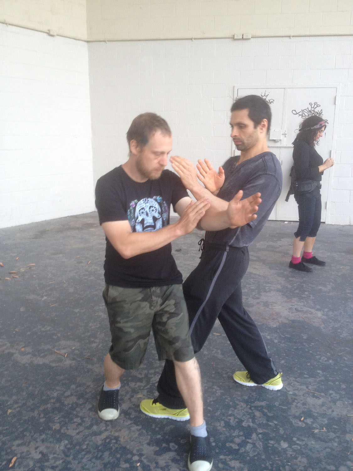 Wing Chun Training: June 24, 2014
