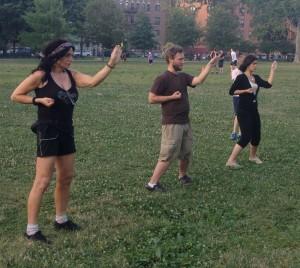 Wing Chun Training 2014 07 08_08