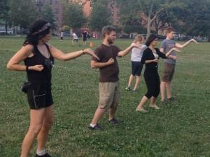 Wing Chun Training 2014 07 08_16
