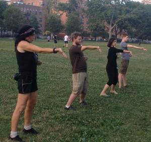 Wing Chun Training 2014 07 08_24
