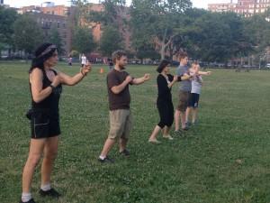 Wing Chun Training 2014 07 08_27