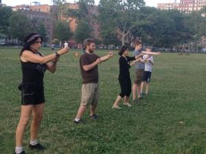 Wing Chun Training 2014 07 08_28