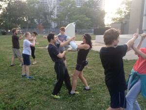 Wing Chun Training 2014 07 08_31