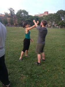 Wing Chun Training 2014 07 10_05