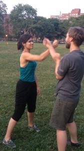 Wing Chun Training 2014 07 10_06