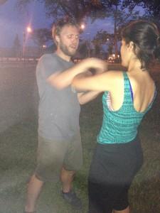 Wing Chun Training 2014 07 10_18