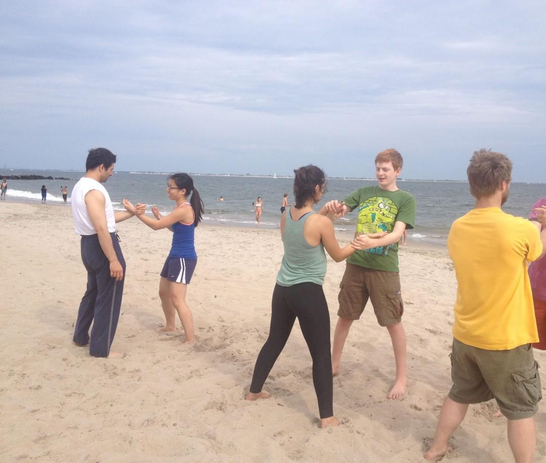 Wing Chun Training: July 19, 2014