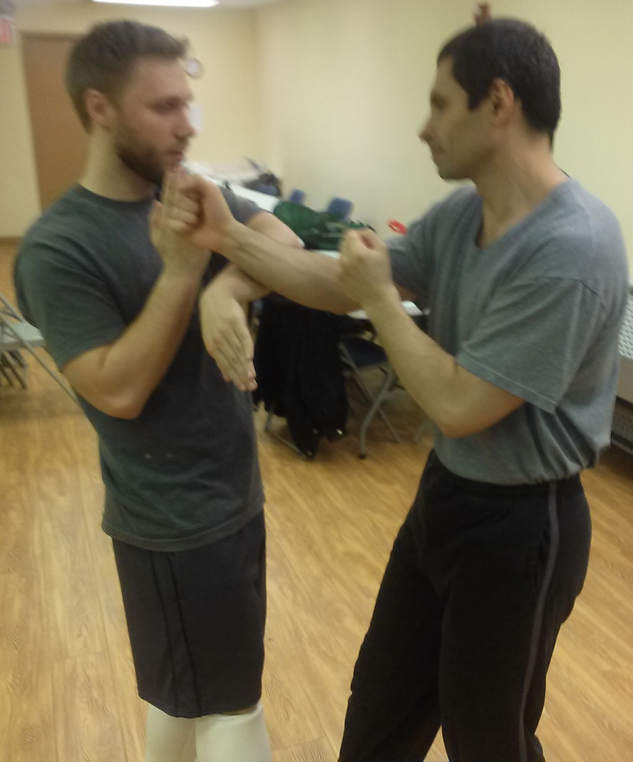 Wing Chun Training: December 18, 2014