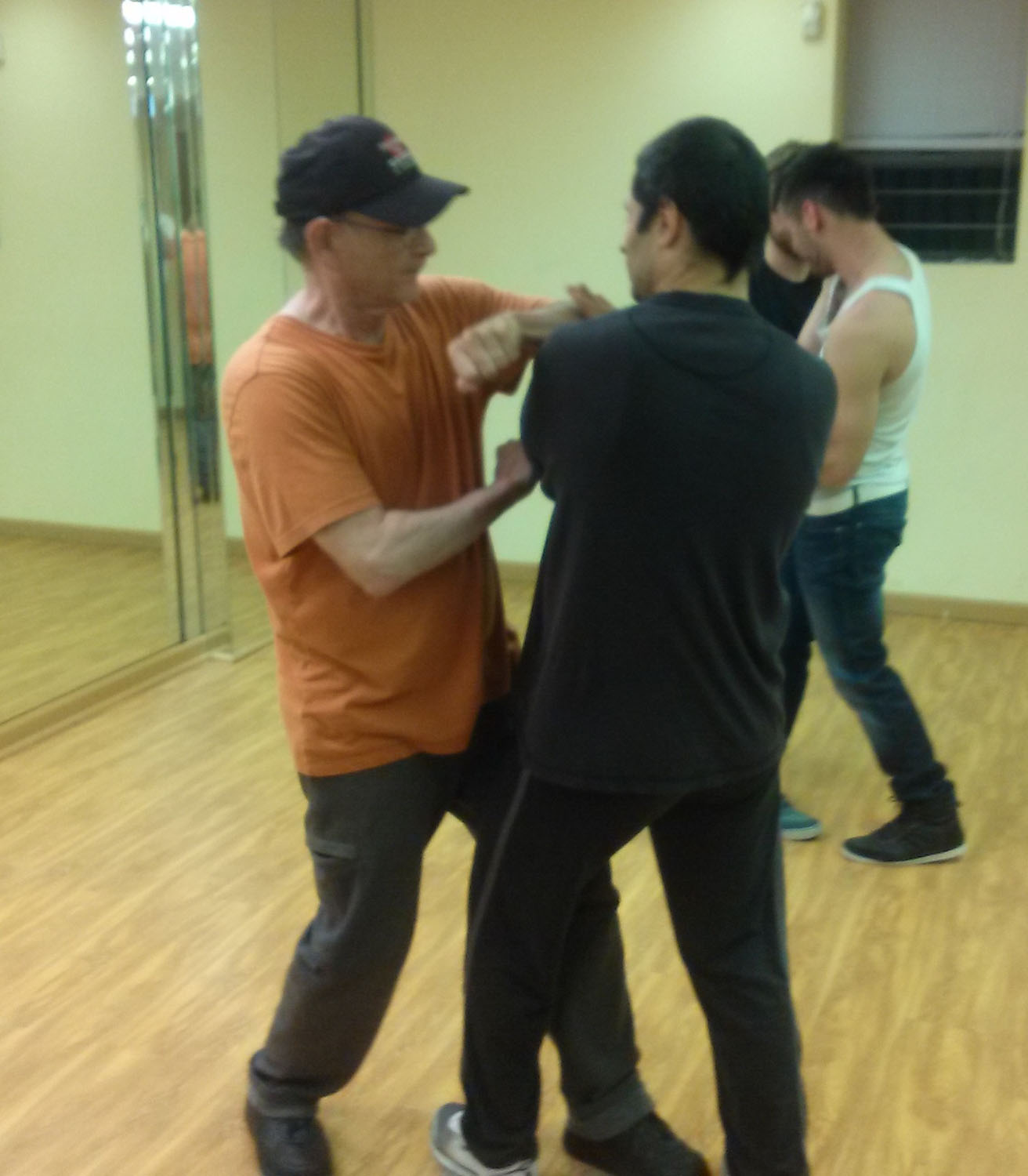 Wing Chun Training: May 5, 2015