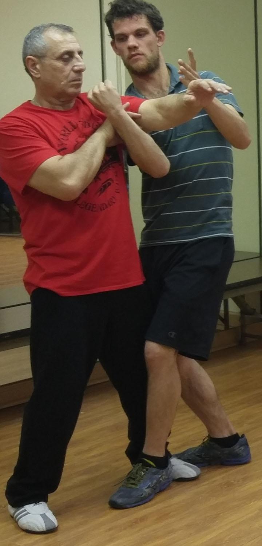 Wing Chun Training: April 7, 2016